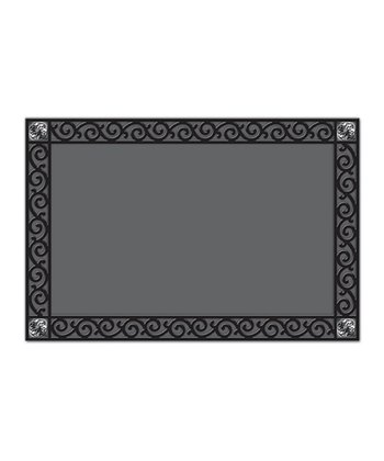 Scroll Outdoor Doormat Tray