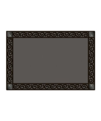 Star Outdoor Doormat Tray