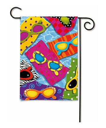 Fun in the Sun Garden Flag