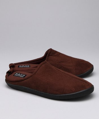 Brown Derek Slipper