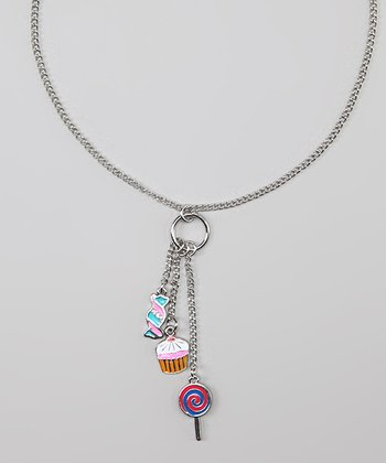 Silver Sweets Necklace