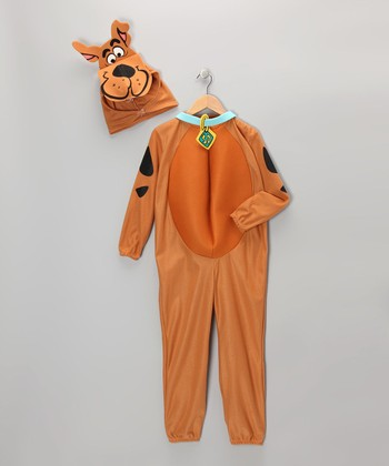 Brown Scooby-Doo Dress-Up Set - Toddler & Kids