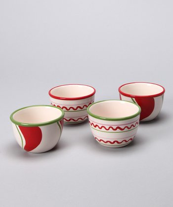 Boston Warehouse Sugar & Spice Ramekin Set