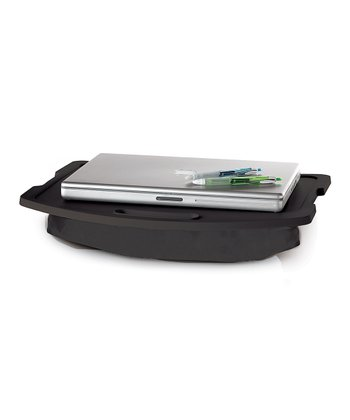 Black Storage Lap Desk