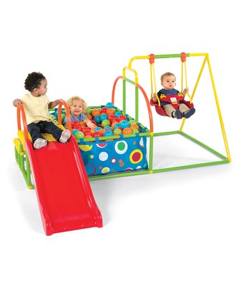 Three-in-One Activity Gym Set