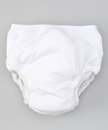White Dri Nights Training Pants - Infant, Toddler & Kids