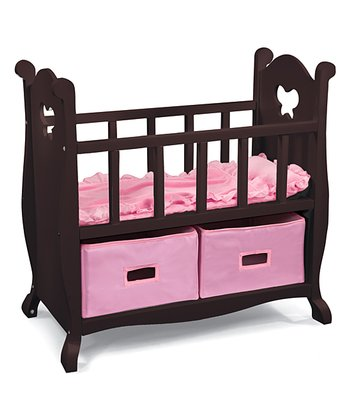 Doll Crib Set