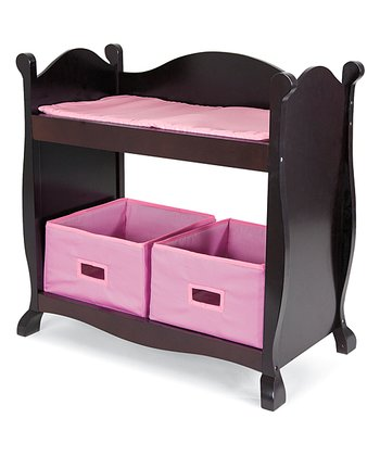 Doll Changing Table Set
