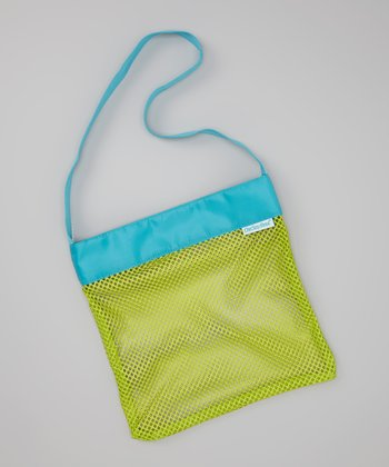 Sand-Away Beach Toy Bag