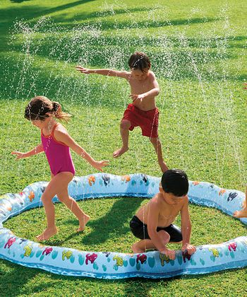 Lil' Squirt Sprinkler Ring