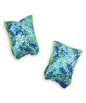 Blue Arm Float - Set of Two