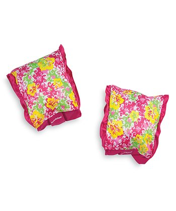 Pink Arm Float - Set of Two