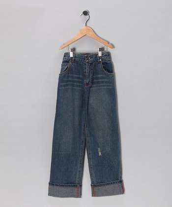 Distressed Jeans - Infant, Toddler & Boys