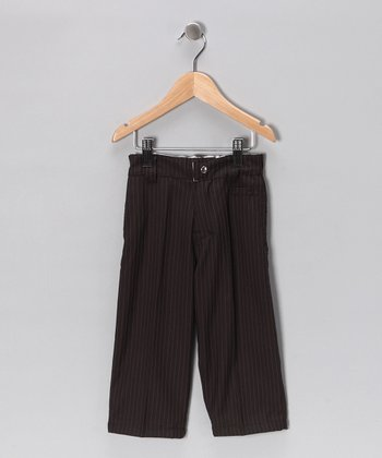 Chocolate Mob Pants - Infant, Toddler & Boys