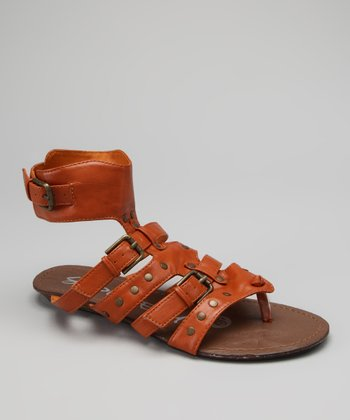 Brown Jey Sandal