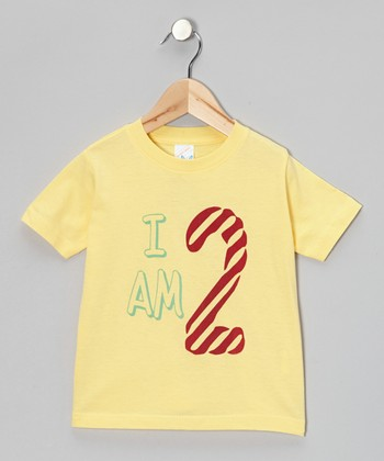 Butter 'I Am 2' Tee - Infant & Toddler