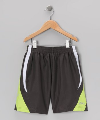 Dark Shadow Motion Shorts - Boys