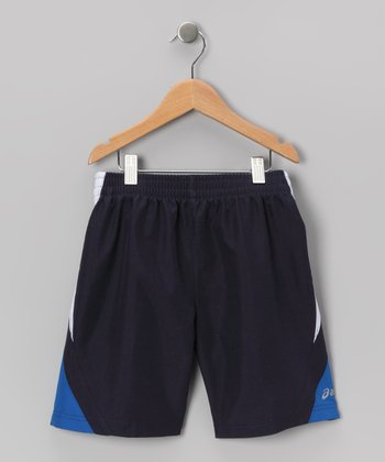 Peacoat Motion Shorts - Boys