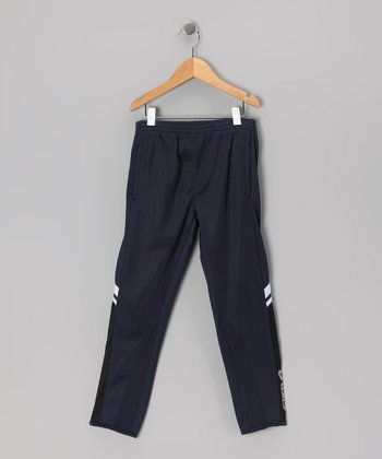 Peacoat Striker Track Pants - Boys