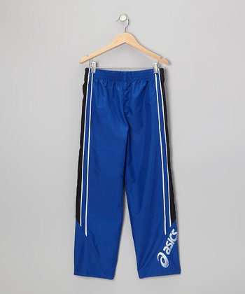Blue Playoff Track Pants - Boys