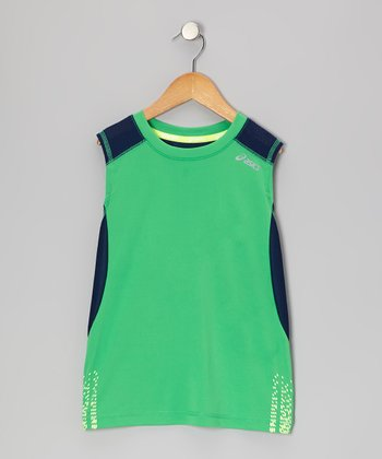 Green Performance Practice Tank