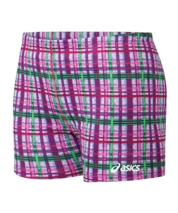 Pink & Forest Plaid Shorts - Women