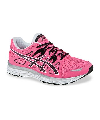 Hot Pink & Black Gel-Blur 33 2.0 GS Running Shoe - Girls