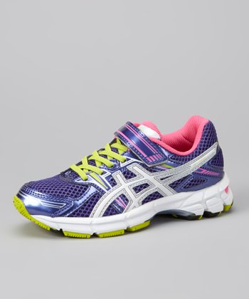 Grape & Hot Pink GT-1000 PS Running Shoe