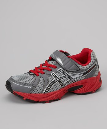 Lightning & Red Pre Excite PS Running Shoe