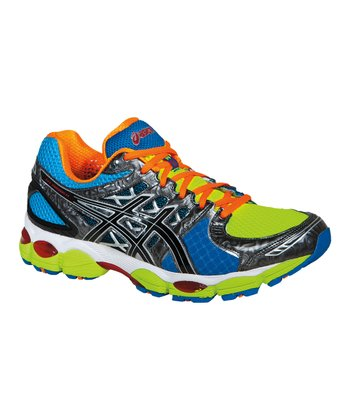 Lite Bright & Blue GEL®-Nimbus14 Running Shoe - Men