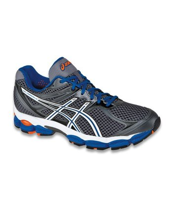 Storm & Royal Blue GEL-Cumulus14 Running Shoe - Men