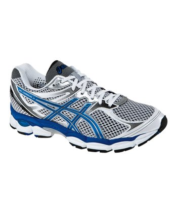 Lightning & Jet Blue GEL-Cumulus14 Running Shoe - Men