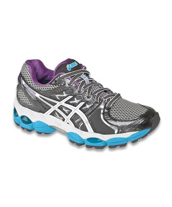 Lightning & Electric Blue GEL-Nimbus14 Running Shoe