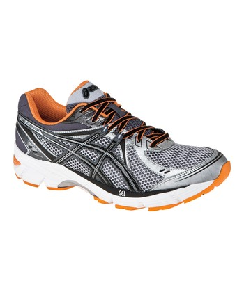 Lightning & Burnt Orange GEL-Equation6 Running Shoe - Men