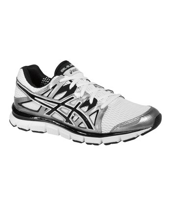 White & Lightning GEL-Blur33 2.0 Running Shoe - Men
