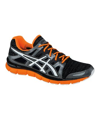 Black & Orange GEL-Blur33 2.0 Running Shoe - Men