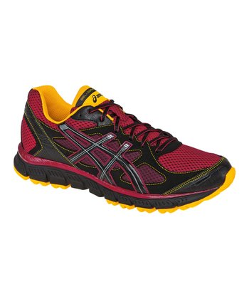 Brick & Black GEL®-Scram Trail Running Shoe - Men