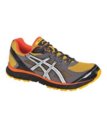 Mango & Lightning GEL®-Scram Trail Running Shoe - Men