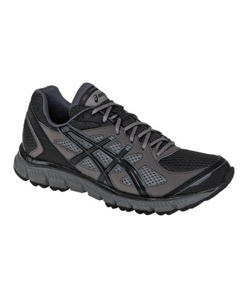 Black & Granite GEL-Scram Trail Running Shoe - Men