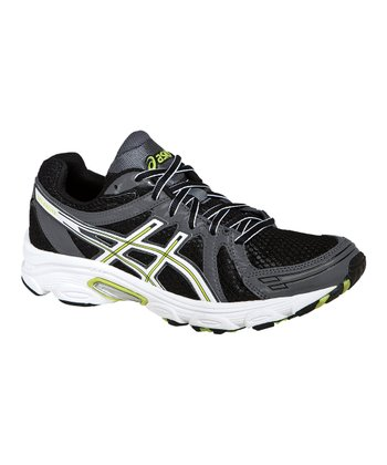 Black & White GEL-Excite Running Shoe - Men