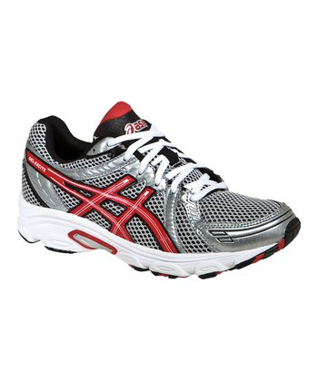 Lightning & Red GEL-Excite Running Shoe - Men