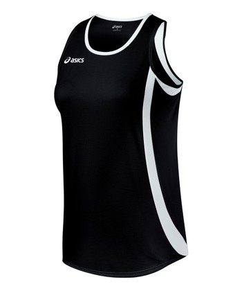 Black & White Intensity Tank - Women
