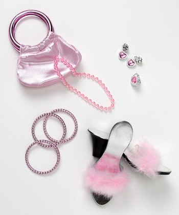 Pink Princess Accessory Set