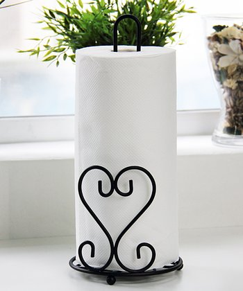 Plaza Collection Paper Towel Holder