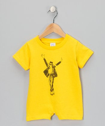Yellow Finale Romper - Infant