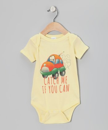 Banana 'Catch Me' Bodysuit - Infant