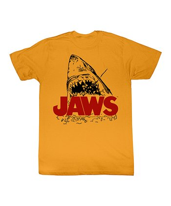 Gold 'Jaws' Harpoon Tee - Toddler & Kids
