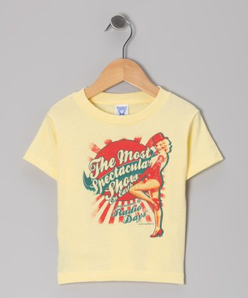 Banana 'Spectacular' Marilyn Tee - Toddler & Kids