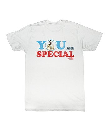 White 'You Are Special' Tee - Toddler & Kids