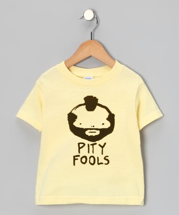 Banana 'Pity Fools' Tee - Toddler & Boys